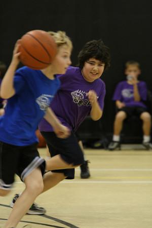 Andy's Basketball Game