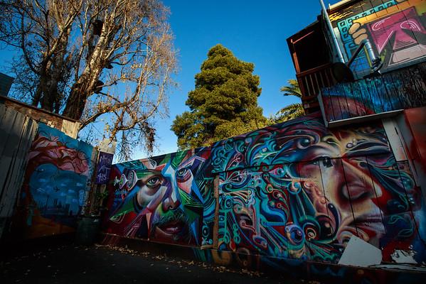 2016 San Francisco Street Art