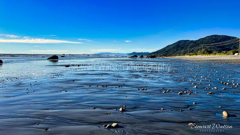 WEst Coast beach near Granity