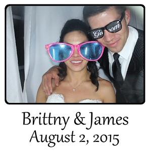 Brittny & James