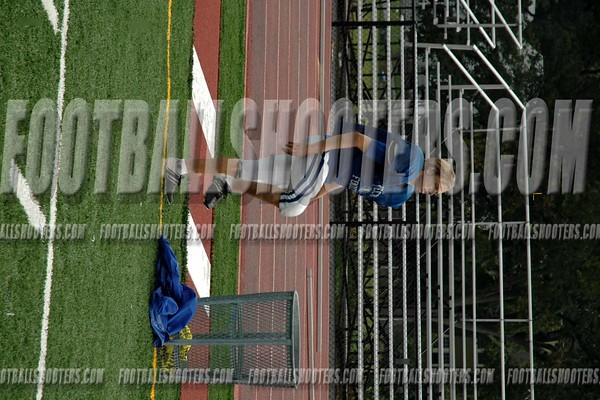 ( 4th Qtr ) SCRIMMAGE AT MONTCLAIR HIGH 2005