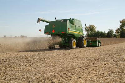 Harvest Combines