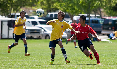 Marin FC 98 vs Stockton Monarcas QF