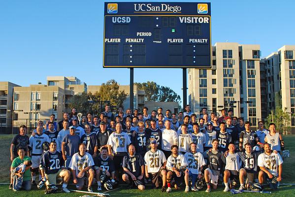 UCSD Alumni game, 11-7-15
