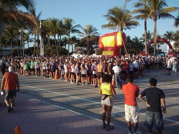 FT Lauderdale Turkey Trot