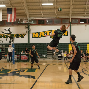 170301 LHS VARSITY MEN'S VOLLEYBALL (WASHINGTON)