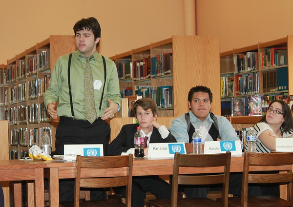 TRHS Model UN Conference