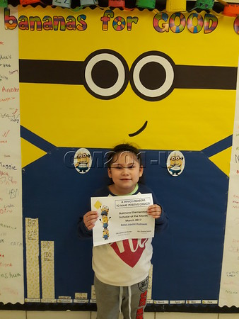 Scholar of the Month- March
