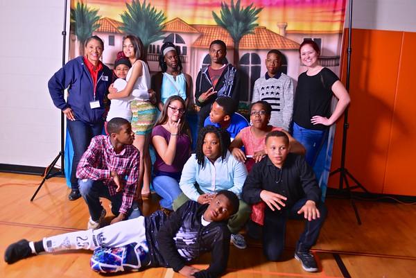 Hartwell Elementary Spring Fling Dance 2016