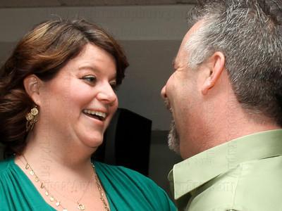 Kevin and Julie