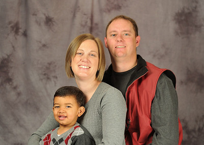 Family Pictures - November 2008