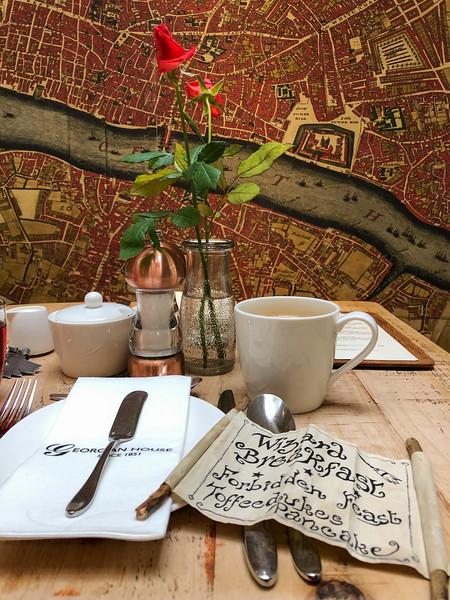 Georgian House Hotel Wizard Breakfast