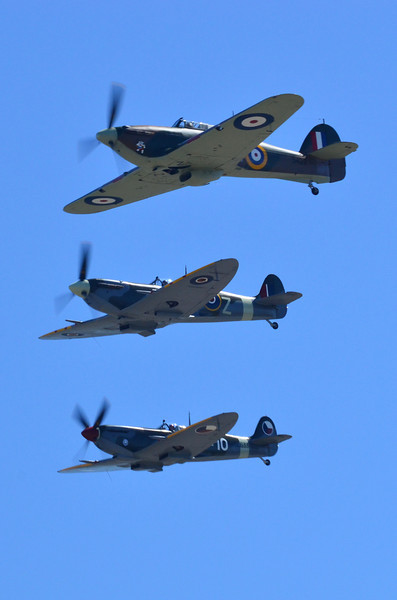Aircraft: Battle of Britain Day