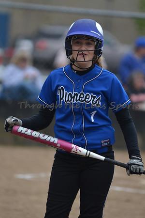 Western Mennonite vs. Blanchet High School Softball
