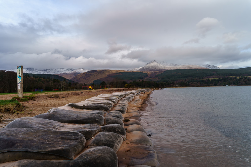 Wintery Bay
