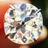 2.67ct Antique Cushion Cut Diamond, GIA L VS1 0