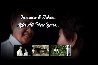 Nemencio & Rebecca Montage
