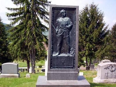 Timothy Murphy Grave *