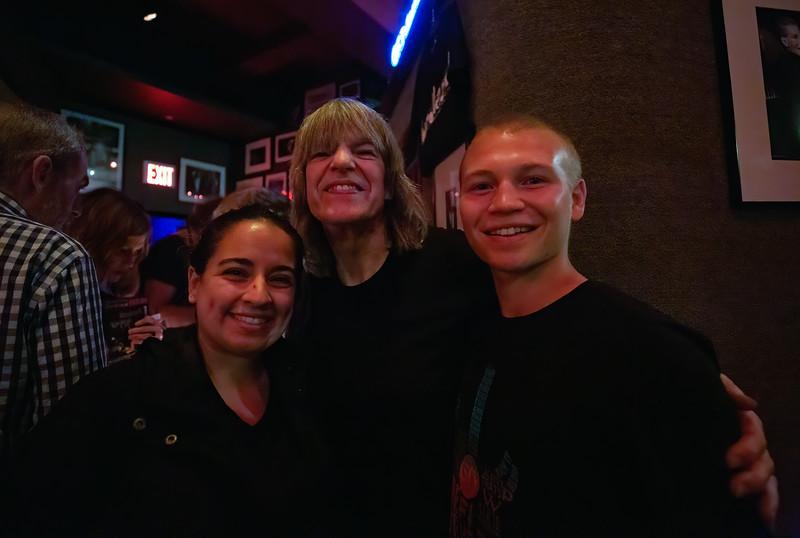 Mike Stern, Mary & Alex Iridium 9-14-2019-.jpg