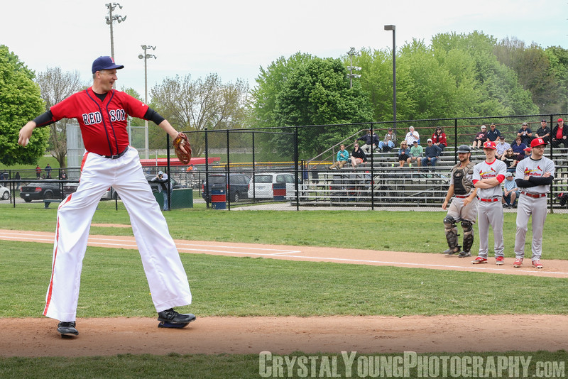 Brantford Red Sox Home Opener May 21, 2016