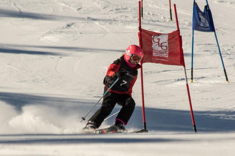 Ashlynn Anderson No. 7 (DCWST) Grenier Law Group GS Race U8-U19 - Wisp Resort