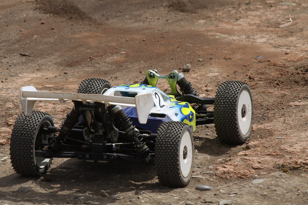E8 and Truggy nationals RD3 @ CMCC