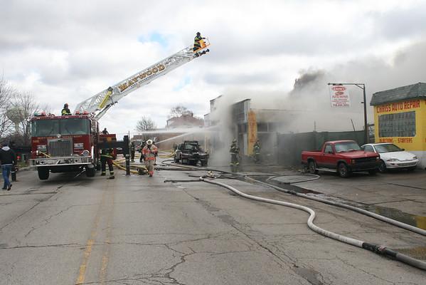Maywood Fire Dept