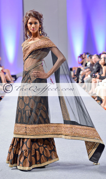 Couture fashion Week Spring 2013: PARNA GHOSE presents Pure Elegance