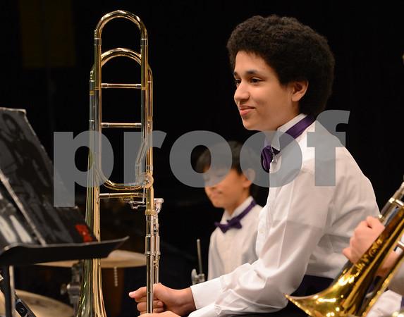 Lanier MS Big Band