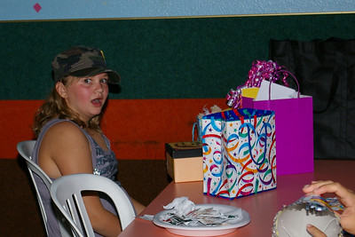 Madison's 11th Birthday party 11.7.08