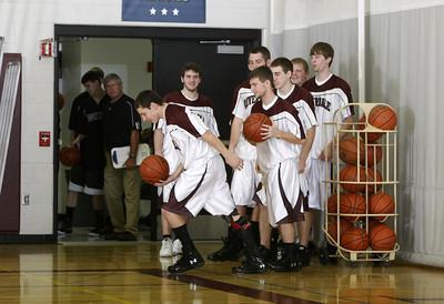 High School Boy's Basketball 2011-12