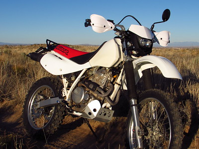1999 Honda XR600R Build