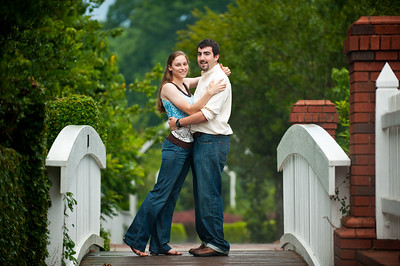 Anna and Matt Engaged