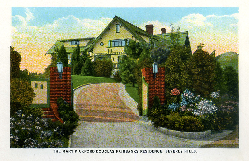 Pickford and Fairbanks Home