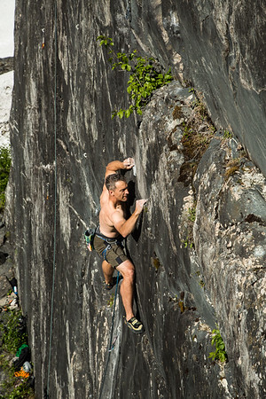 Byron Glacier Climbing w/ Todd 06/12/20
