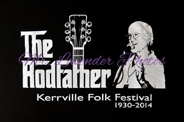Kerrville Folk Festival Sunday Jun 8, 2014 Tribute to Rod