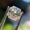 3.30ct Vintage Asscher Cit Diamond GIA J VS1 34