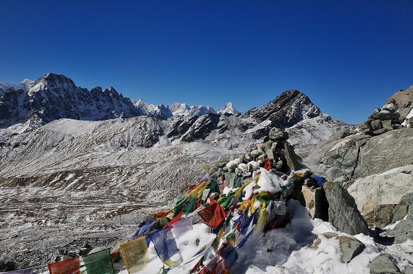 Nepal - Crossing the Cho La