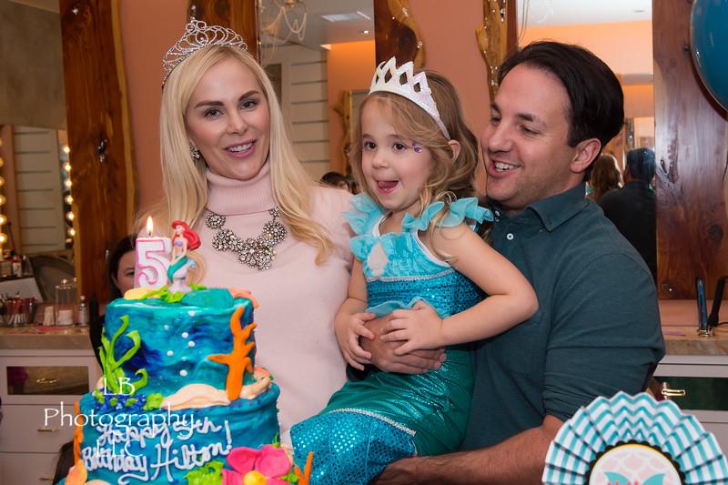 Hilton's Birthday Party