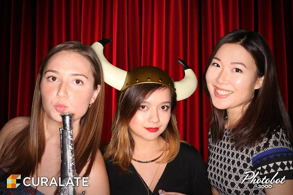 Curalate Holiday Party 2016