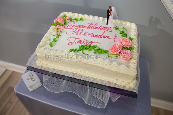 Alexandria & Jairo Wedding Feb 29 2020