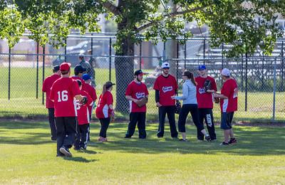 Special Olympics Calgary 2016 Softball Tournament