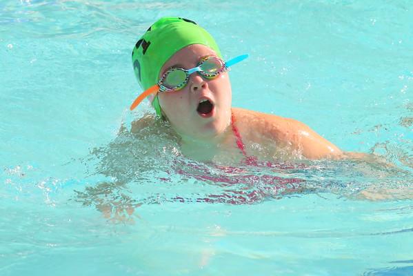 Woodstock Rec, Swim Meet