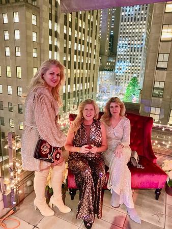 Rockin' around Rockefeller Center - December 4, 2019