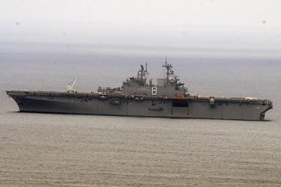 USS Makin Island LHD-8