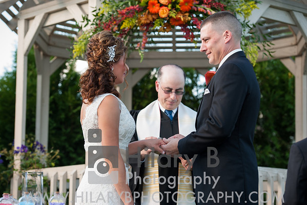 Heather & Bruce Engstrom, Quidnessett Country Club, RI