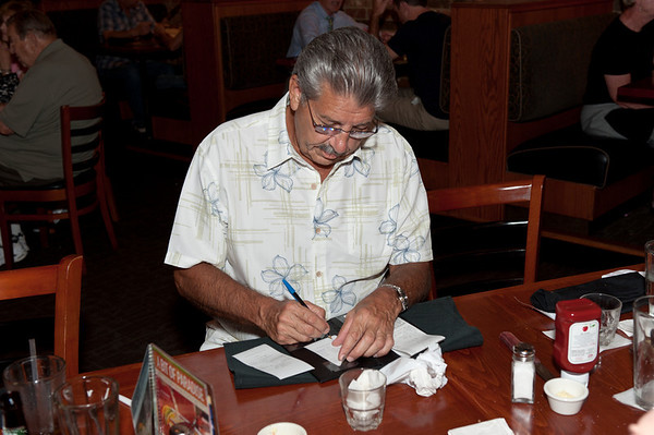 2010 Organizational Meeting
