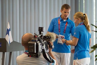 Suomen mitalikahvitilaisuus 11.8.2012