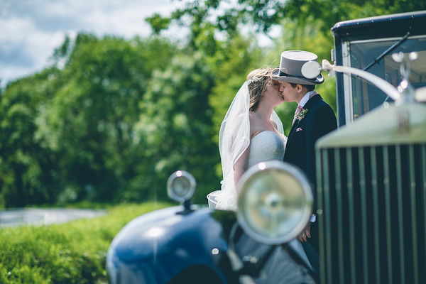 Emma & James - Hyde House Wedding Photography