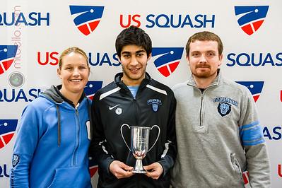 2015 Men's College Squash Team Championship Candids
